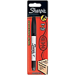 Marqueur permanent Newell Rubbermaid Sharpie Twin Tip