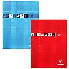 Cahier de travaux pratiques   Clairefontaine   24x32 cm   Coloris assortis