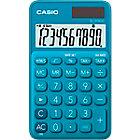Calculatrice de bureau Casio SL 310UC BU Chiffres Bleu
