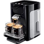 Machine à café Senseo 1.2 Noir