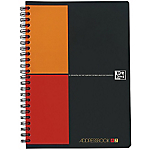 Cahier Addressbook OXFORD International A5 90 g
