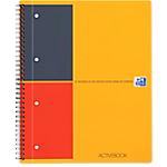 Cahier ligné reliure intégrale OXFORD Activebook International A4+ 160 Pages   80 Feuilles