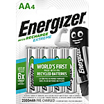 Piles rechargeables Energizer Recharge Extreme AA