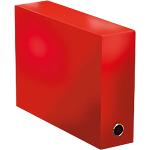 Boîte de transfert ELBA Colour Life 25,5cm (l) Rouge