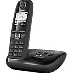Téléphone Fixe Sans fil Gigaset AS470A Noir