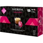 Dosettes de café Lungo forte CAFÉ ROYAL   50 Unités
