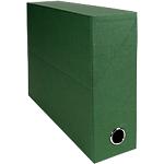Boîtes transfert Exacompta 34 x 9 x 25,5 cm Vert