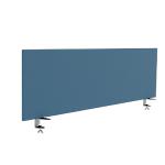 Écran de séparation 40 (H) x 160 (l) cm Bleu