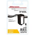 Cartouche jet d'encre Office Depot Compatible HP 903XL Noir T6M15AE