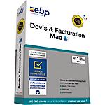 Logiciel de gestion EBP Devis & Facturation Mac 2018