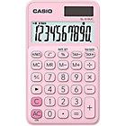 Calculatrice de bureau Casio SL 310UC PK 10 Chiffres Rose