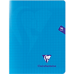 Cahier Clairefontaine Mimesys 96 Pages Papier Bleu