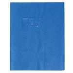 Protège cahier Clairefontaine 72002C PVC A5+ Bleu