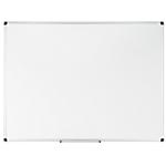 Tableau blanc Office Depot Superior Émail Magnétique 120 x 90 cm