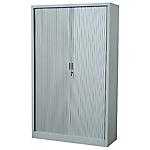Armoire à rideaux Acier, PVC Porte rideaux 1200 x 450 x 1980 mm Realspace Haute