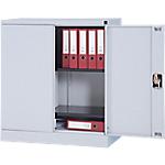 Armoire basse Acier Porte battante 920 x 420 x 1000 mm Realspace Pro