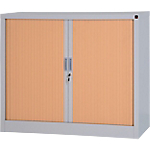 Armoire portes à rideaux WorkPro Tôle d'acier 7