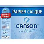 Papier calque Canson A4 70 g