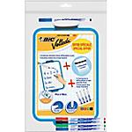 Kit ardoise BIC Blanc, bleu   1 Unités