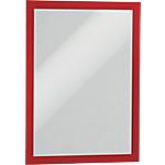 Cadre d'affichage DURABLE 4899 323 (H)  x  236 (l) mm Rouge