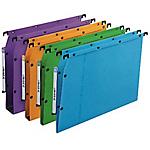 Dossiers suspendus pour armoires Oblique Ultimate Bleu 25 Unités