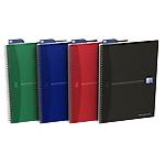 Cahier ligné reliure intégrale OXFORD Office Recycle A4 Coloris aléatoire 180 Pages   90 Feuilles