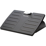 Repose pieds 30° Inclinaison Fellowes 8035001 Noir