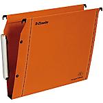 Dossiers suspendus pour armoires Esselte 49925 Orange 25 Unités