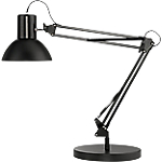 Lampe de bureau Non inclus Unilux Success 66 Noir