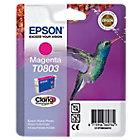 Cartouche jet d'encre Epson D'origine T0803 Magenta C13T08034011