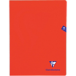 Cahier Clairefontaine A4 48 Rouge
