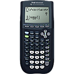Calculatrice graphique Texas Instruments TI 82 Advanced Noir