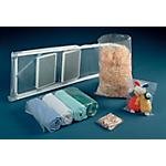 Sachets d'emballage plastique Polyéthylène ELAMI 25 x 40 cm 50 µm Transparent   500 Unités