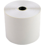 Rouleaux de papier thermique Exacompta 40354E Blanc et Jaune