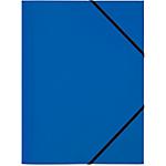 Chemise 3 rabats à élastique  Bleu
