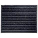 Tapis d'entrée extérieur Office Depot 68 (H) x 90 (l) cm Anthracite, noir