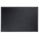 Tapis d'entrée intérieur Office Depot 60 (L) x 90 (l) cm Noir