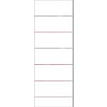 Étiquettes pour classeurs Office Depot A4 2 Anneaux 50 mm Blanc 10 Unités