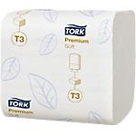 Papier toilette doux Tork Premium 2 épaisseurs   30 Unités de 252 Feuilles