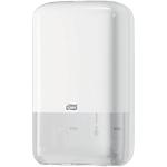 Système de papier toilette feuille à feuille Tork Elevation T3 15,9 x 12,8 x 27,1 cm Blanc