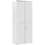 Armoire haute Gautier Office Top Line 800 x 420 x 1 870 mm Blanc