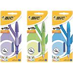 Stylos à plume   Bic   Easyclic   Coloris assortis