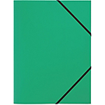 Chemise 3 rabats à élastique  Vert