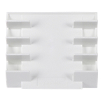 Auget Legamaster Blanc 15 x 13 cm