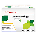 Toner Office Depot Compatible HP 502A Jaune Q6472A