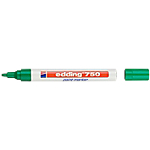 Marqueur peinture edding e750 Ronde Vert