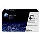 Toner HP D'origine 49X Noir Q5949XD 2 Unités