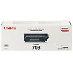 Toner Canon D'origine 703 Noir Noir