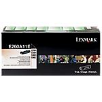 Toner E260A11E D'origine Lexmark Noir