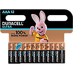 Piles Duracell Ultra Power AAA